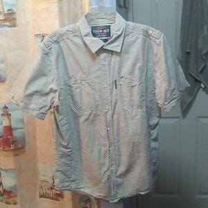 Authentic Classic Ecko Unlimited Button Up